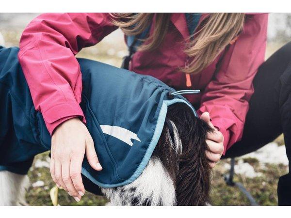 Die Softshell-Jacke Chill Stopper für die Übergangszeit oder Hunde ohne Unterwolle