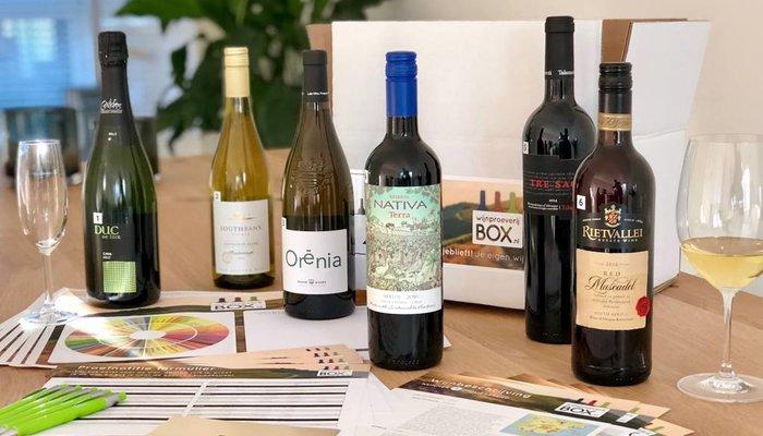 Wijnproeverijboxen