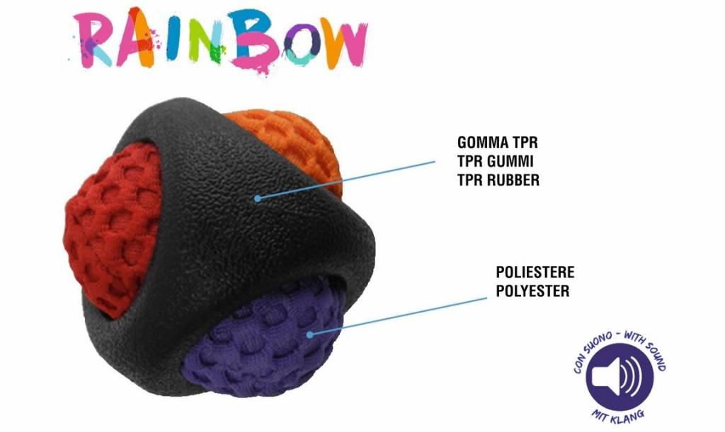 Croci rainbow ball