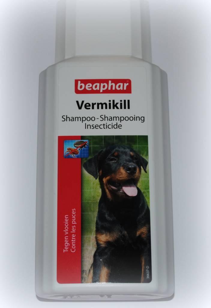 Beaphar Vermikill vlo & teek shampoo