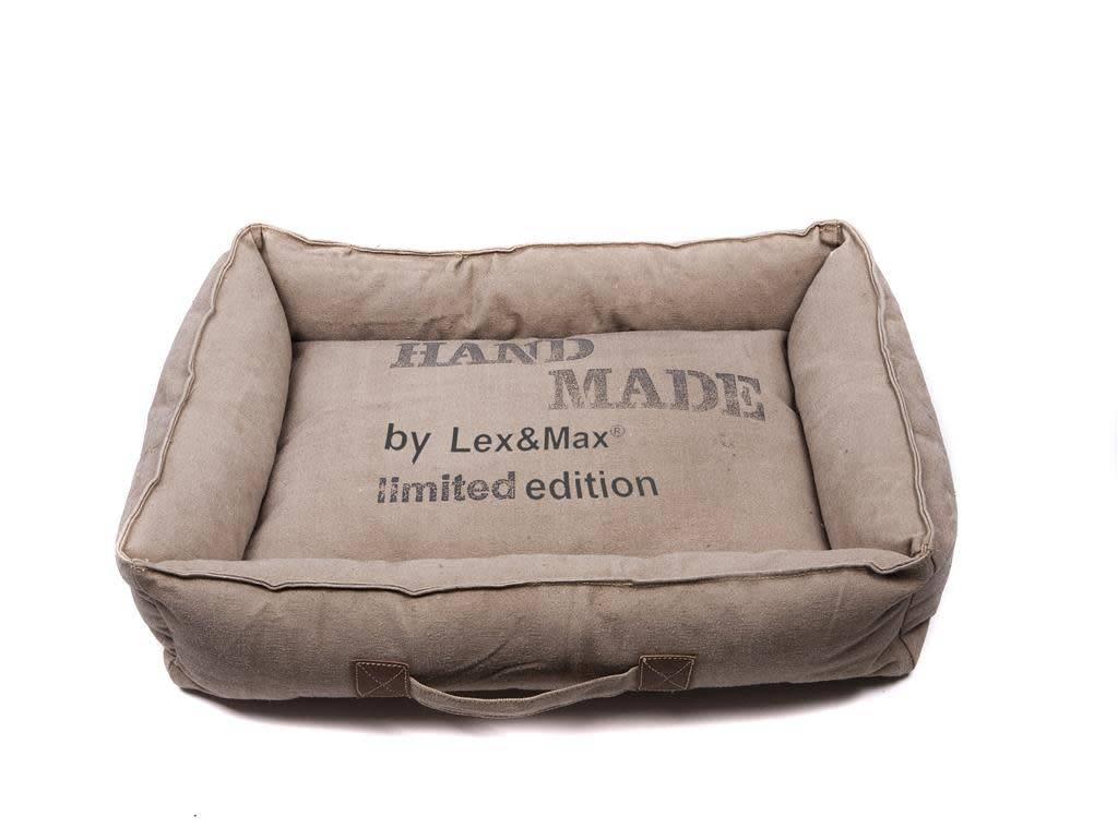 lex&max hand made mand 80x60cm