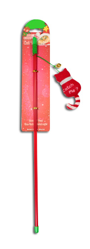 Croci cat toy stick 47cm