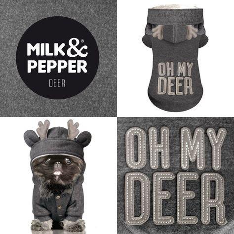 Milk&pepper deer
