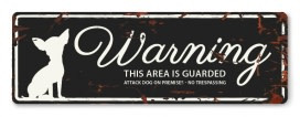 D&D warning chihuahua
