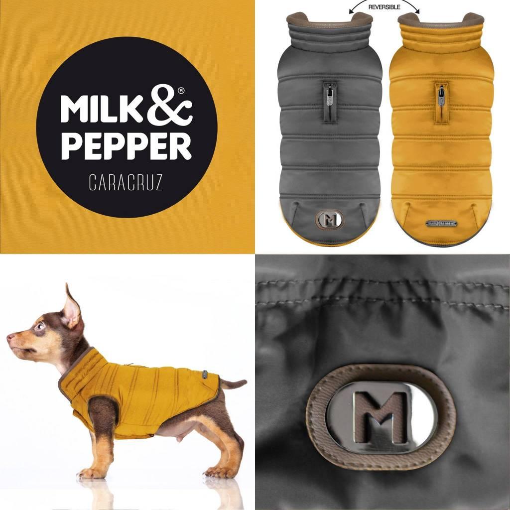 Milk&pepper cara cruz  grey/yellow