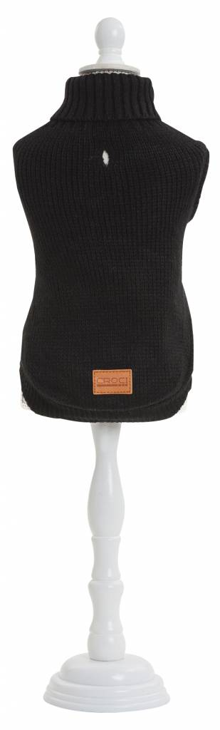 Croci classic black 25cm
