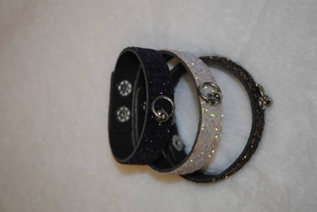 Aloké Sierhalsband glitter