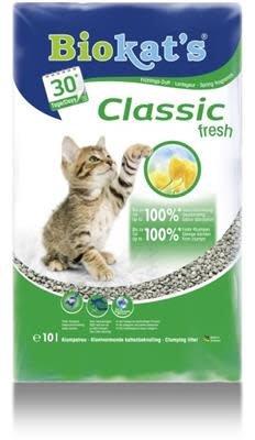 kattenbakvulling biokat fresh