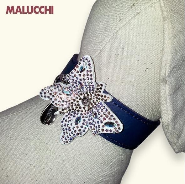 Malucchi halsband butterfly