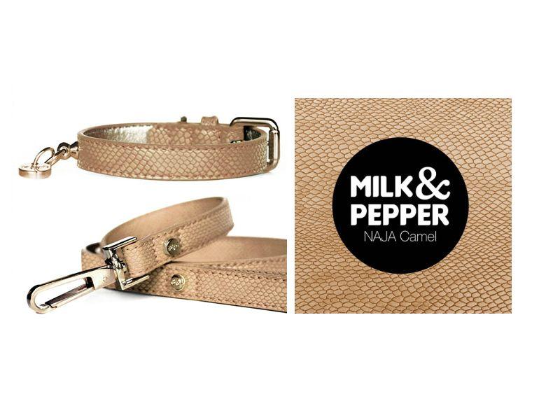 Milk&pepper lijn naja camel