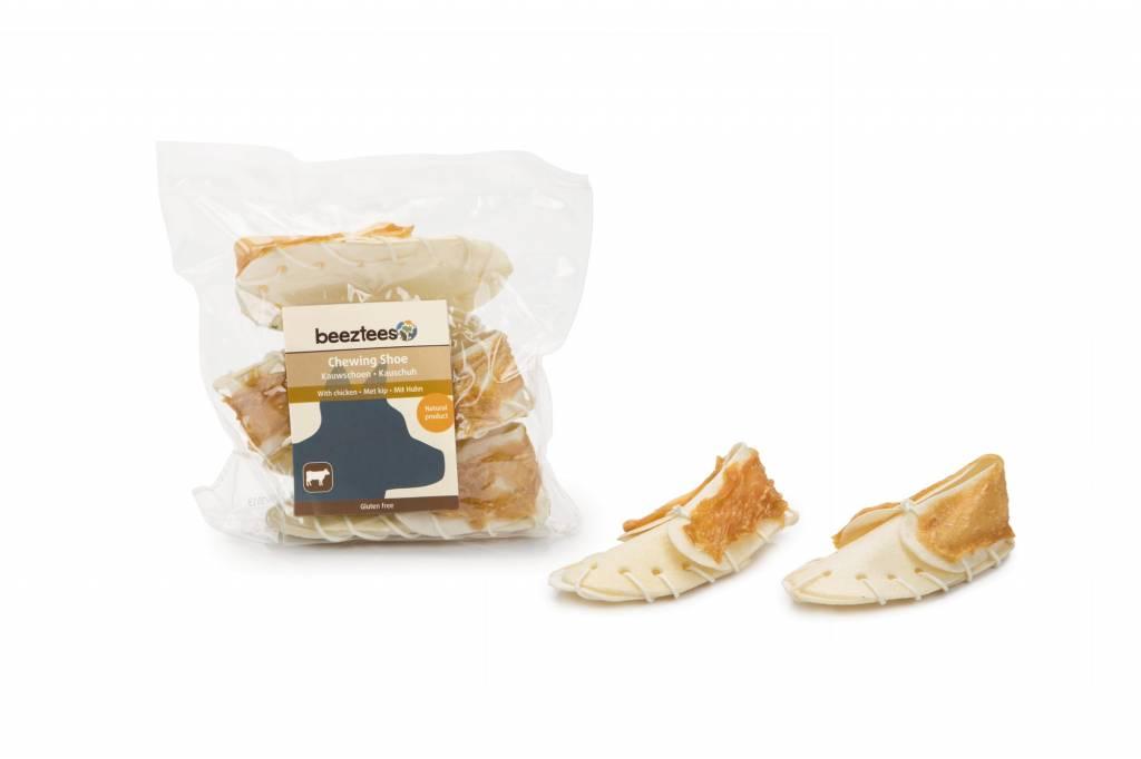 Beeztees kauwschoen met kip 4st