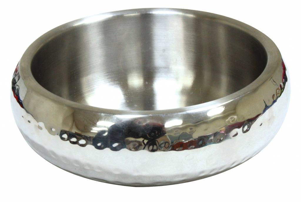 Croci Steel Bowl