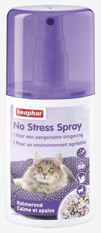 Beaphar No stress spray kat 125ml