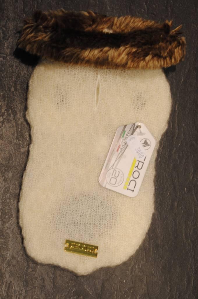 Croci mohair pull 40cm
