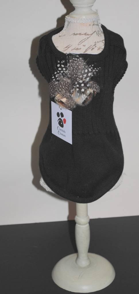 couture zwart