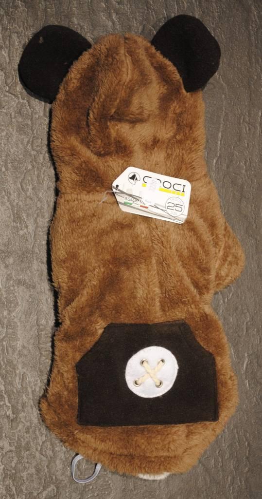Croci Bear 45cm omkeerbaar