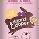 Edgard & Cooper blik 400gr Konijn Senior