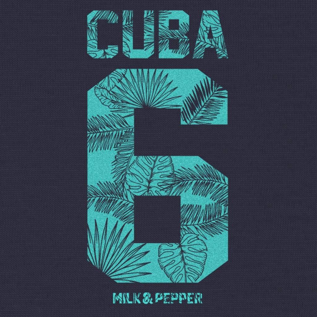 Milk&pepper Cuba ( omkeerbaar)
