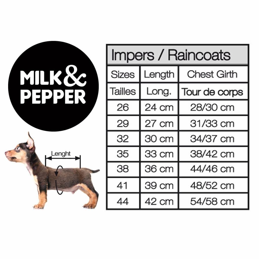 Milk&pepper capucine