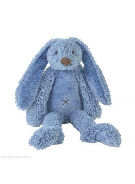 Happy Horse Konijn kleine knuffel Blauw