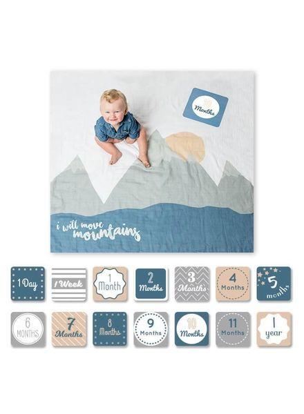 Swaddle & Cards Lulujo