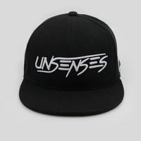 Unsenses - Black Snapback