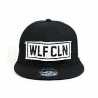 Wolf Clan Badge Snapback