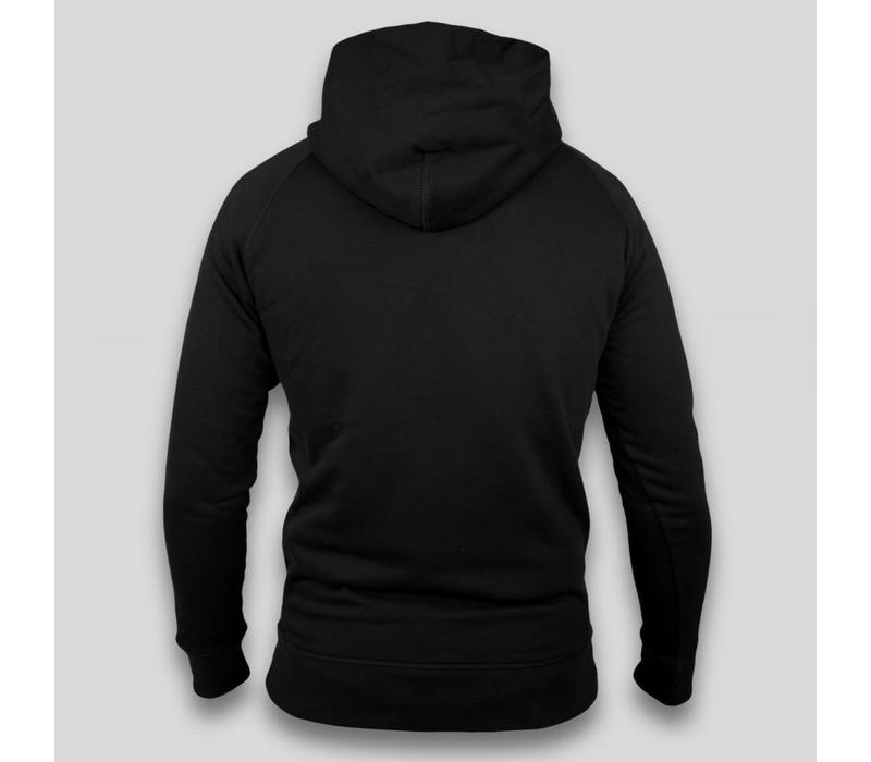 Wolf Clan Black Hoody