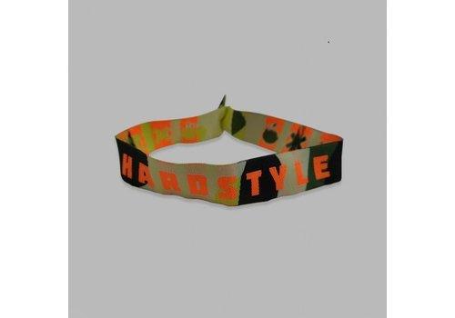 Hardstyle Bracelet Orange