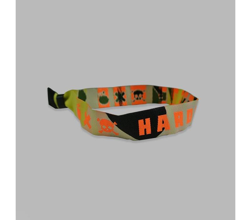 Hardstyle Bracelet Orange