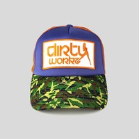 Dirty Workz - Dedication Trucker Cap