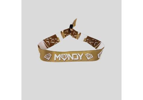 Mandy - Golden Bracelet