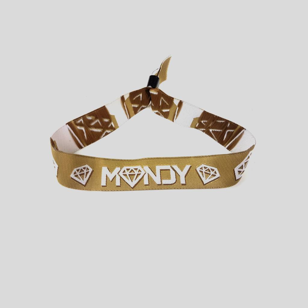Mandy - Golden Bracelet - Dirty Workz Shop