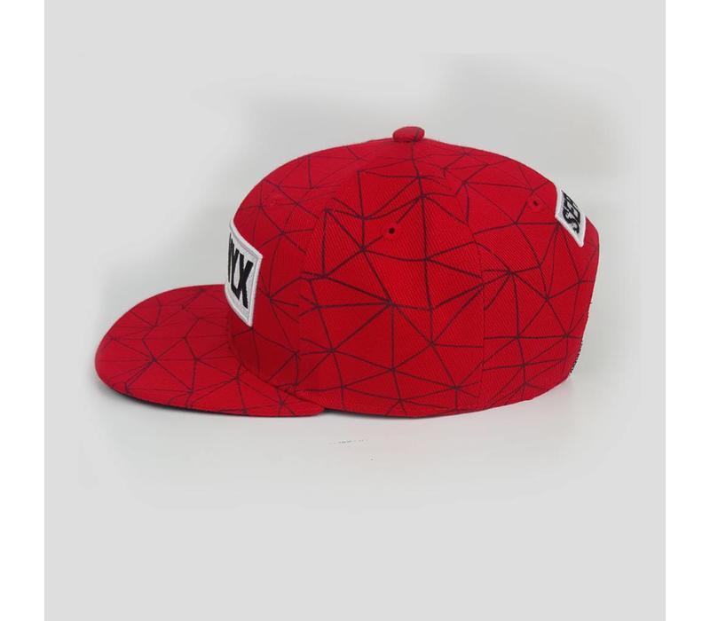 Sephyx - Red Snapback