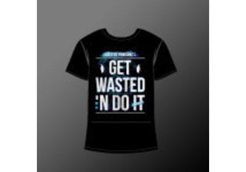 Wasted Penguinz - Get Wasted N Do It T-Shirt