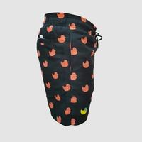 Da Tweekaz - Orange Ducks  Swim Shorts