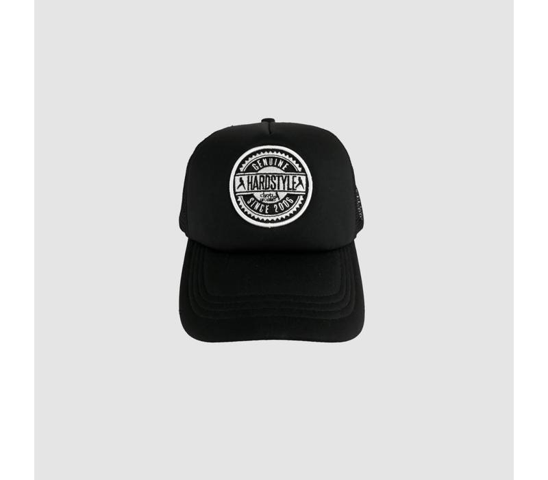 Dirty Workz - Genuine Hardstyle Cap  In Black