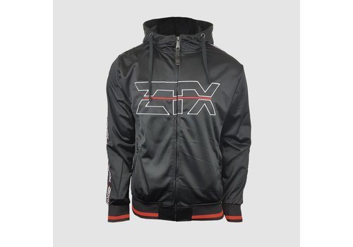 Zatox - Hooded Track Jacket