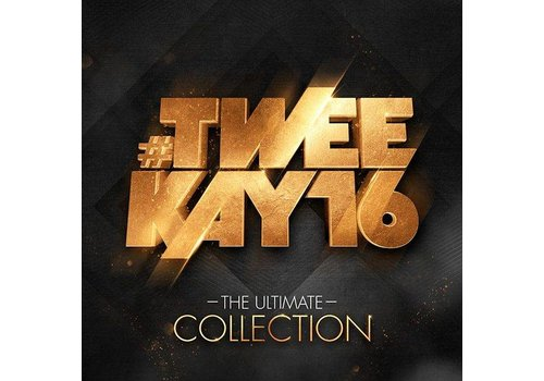 Da Tweekaz - #Tweekay16  The Ultimate Collection
