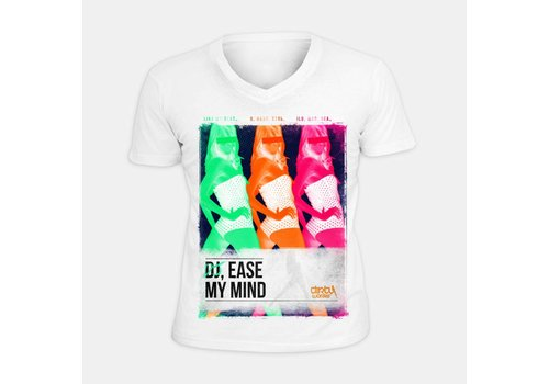 Dirty Workz - Ease My Mind Shirt White