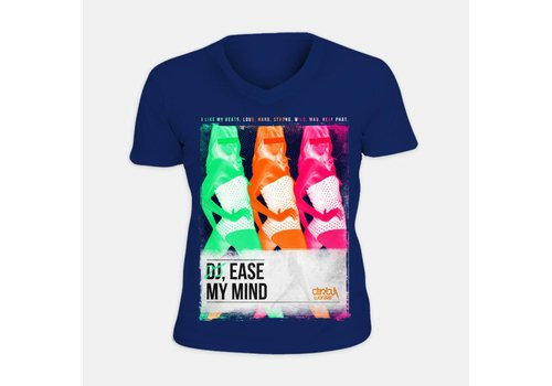 Dirty Workz - Ease My Mind Shirt Blue