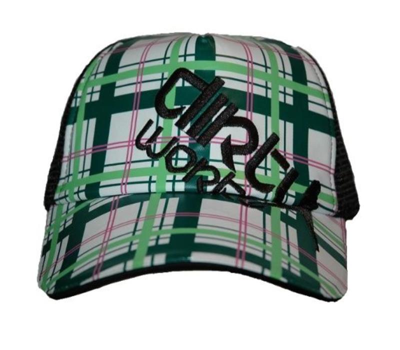 Dirty Workz - Green Cap