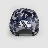 Hard Driver - Urban Camo Snapback