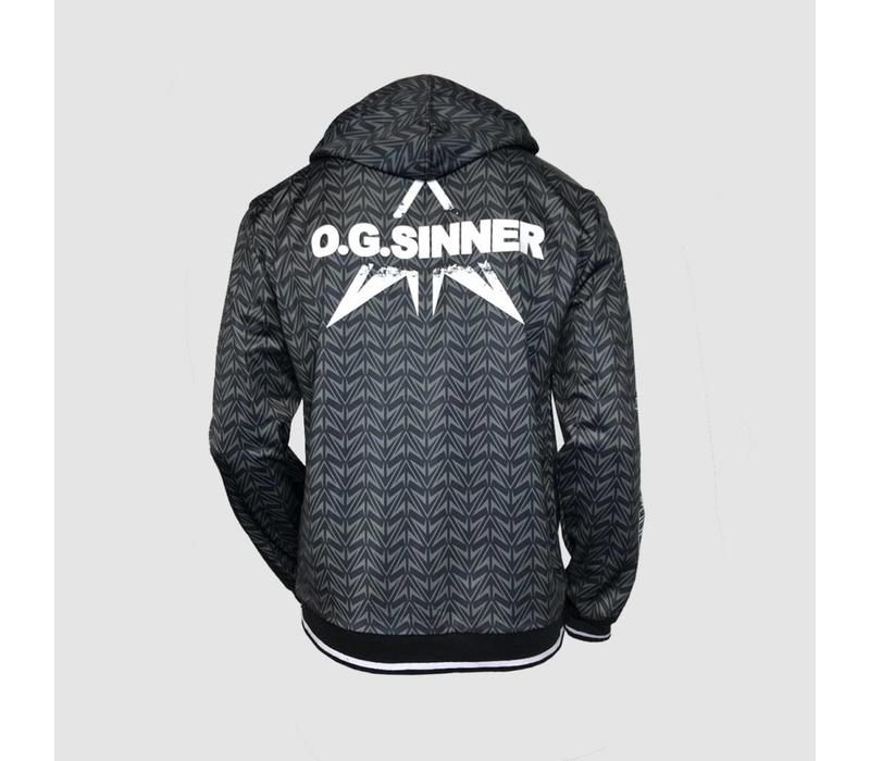 Public Enemies - O.G.SINNER Hooded Trackjacket