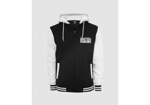 Wasted Penguinz - Black&White Jacket