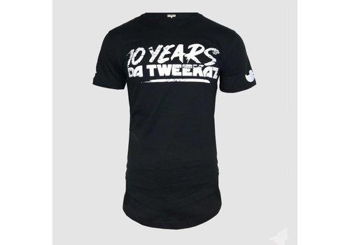 Da Tweekaz - 10 Years  Black Long-Tee