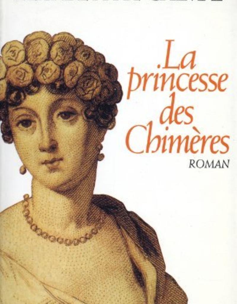 Livre La Princesse des Chimères