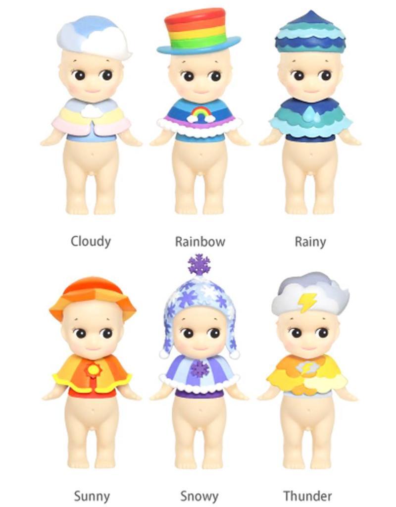 Sonny Angel Sonny Angel Sky Color Serie Thunder