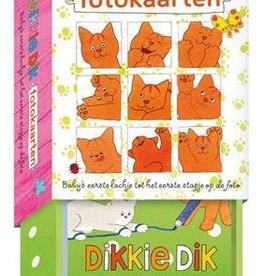 Dikkie Dik Dikkie Dik fotokaarten in doos