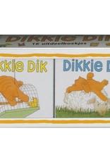 Dikkie Dik Dikkie Dik - Uitdeelboekjes 16 stuks
